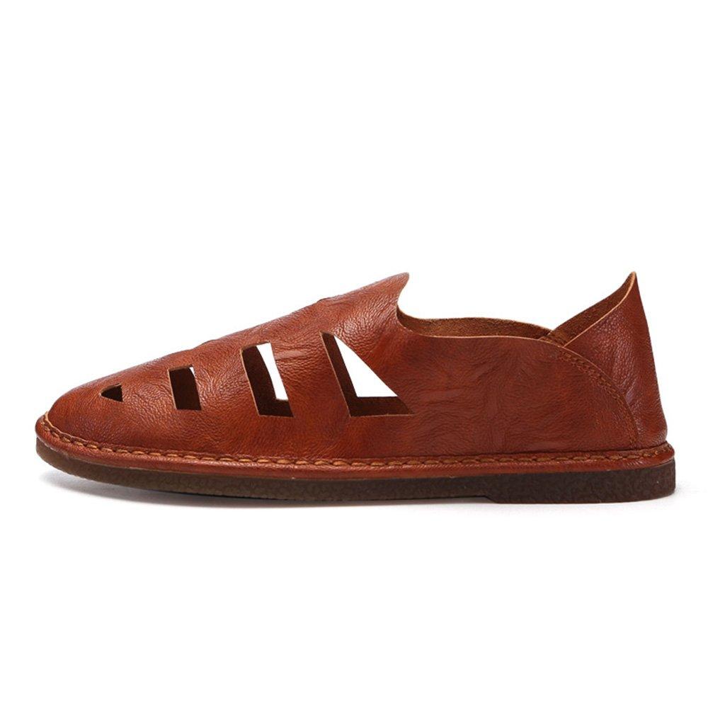 Sommer-neue große Größenhohles Art und Weisegroßverkaufs-Sandaleen des Sommers 2018 Fuß-zufällige Lochschuhe neigen die Schuhe der Männer