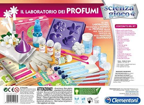 Gioco Clementoni 66826/Profumo Laboratorio