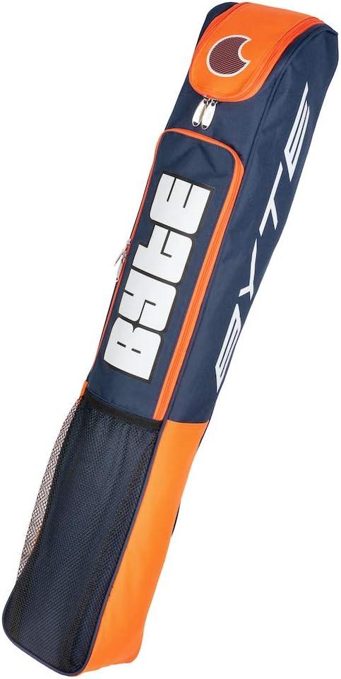 BYTE HX Sac /à b/âton de Hockey Bleu Marine//Orange