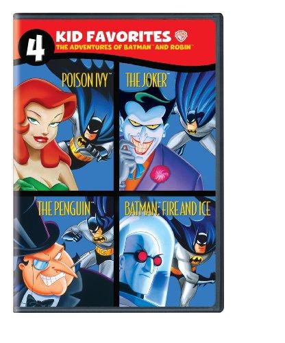 Adventures of Batman & Robin: Double Feature (2-Pack)