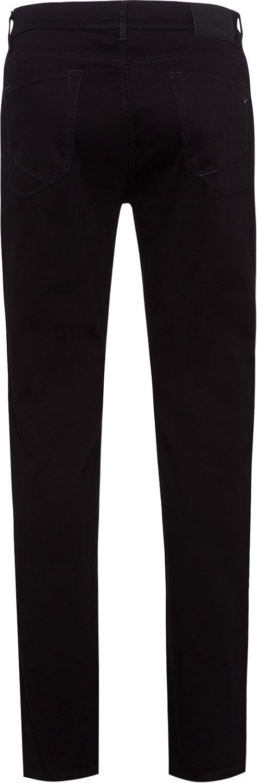 BRAX Men's Style Hi Flex Chuck Modern Jeans Black (Perma Black)