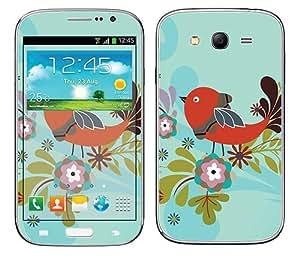 Royal adhesivo RS.61399Pegatina para Samsung Grand Neo diseño floral and Bird