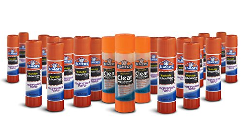 Elmer's Glue Stick (E4062) (21 sticks) by Elmer's