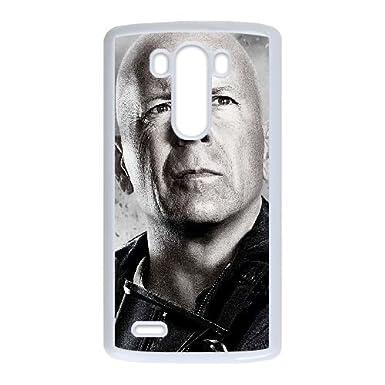 Expendables LG G3 Cell Phone Case White jiji: Amazon co uk: Electronics