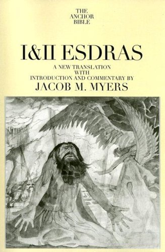 I & II Esdras (The Anchor Yale Bible Commentaries) by Jacob M. Myers (1995-03-01)