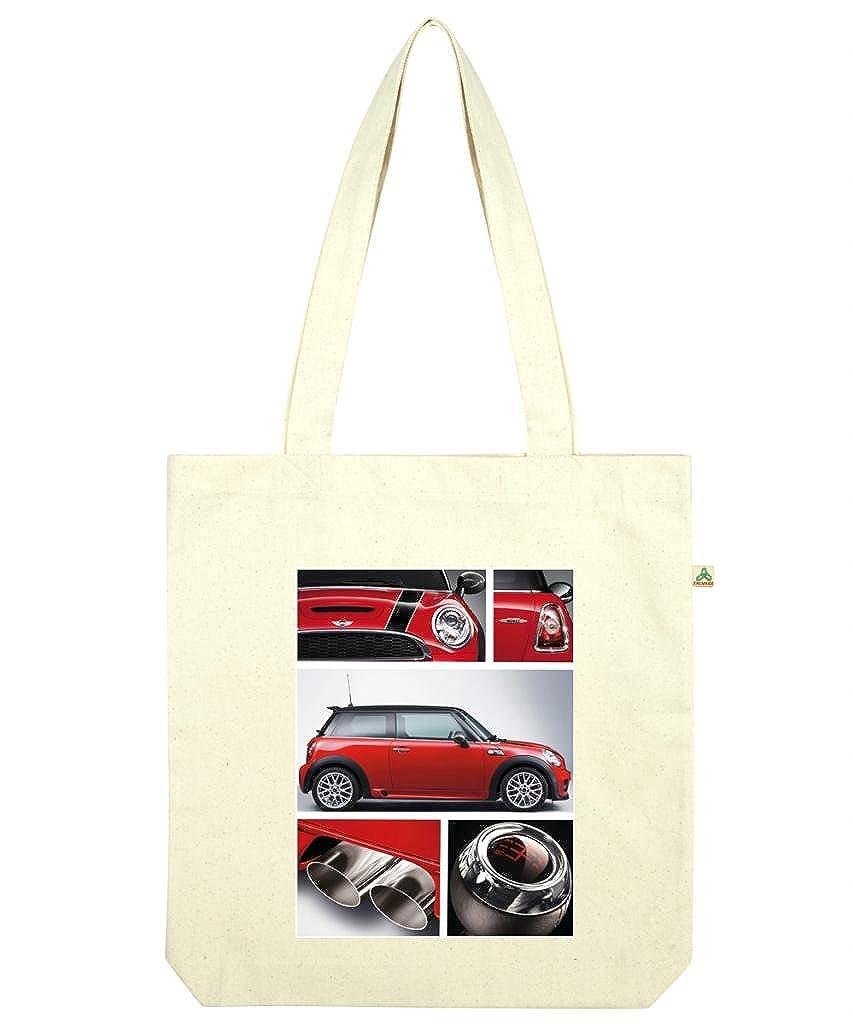 Next Weeks Washing Mini Cooper Material Reciclado con Forma de ...
