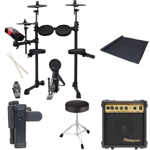 MEDELI メデリ 電子ドラム DD610J-DIY KIT + ドラムスターターパック ドラムスターターパック  B07FP57359