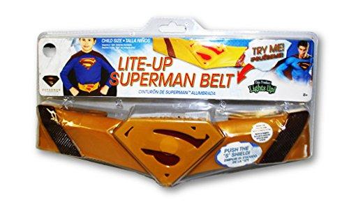 Lite- (Child Light Up Batman Costumes)