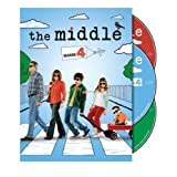 The Middle: Season 4 by Warner Home Video