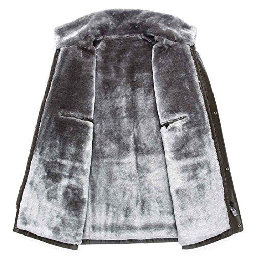 Lana Uomo Zippers Black Giacca 170 Giacche M Sottili Solid Tasche Cahsmere wEcWaTqHTd