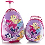 Heys America My Little Pony Kids 2 Pc Luggage Set -18'' Carry On Luggage & 12'' Backpack
