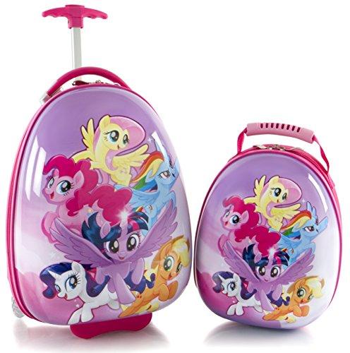 Heys America My Little Pony Kids 2 Pc Luggage Set -18