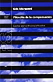img - for Filosofia de la compensacion / Philosophy of Compensation (Spanish Edition) book / textbook / text book