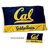 College Flags and Banners Co. Cal Berkeley Golden Bears Double Sided Flag