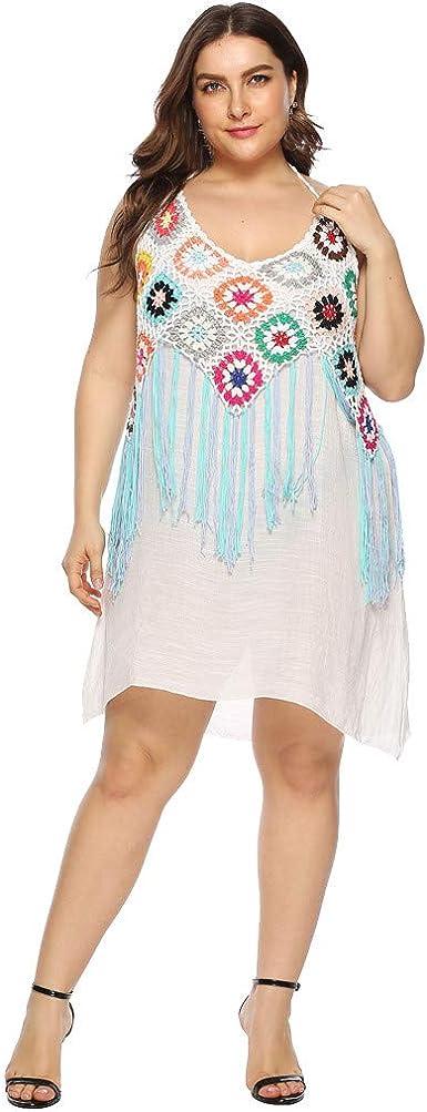 Vpass Vestidos Vestidos Para Mujer Tallas Grandes Vestido Verano Impresion Casual Sexys Vestidos Cortos Fiesta Vestidos Noche Falda De Playa Amazon Es Ropa Y Accesorios