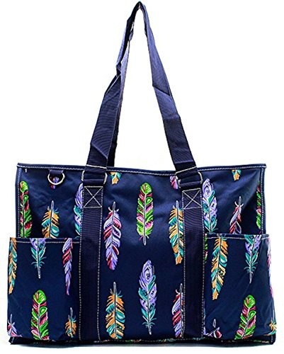 Blue All Purpose Totes - 6