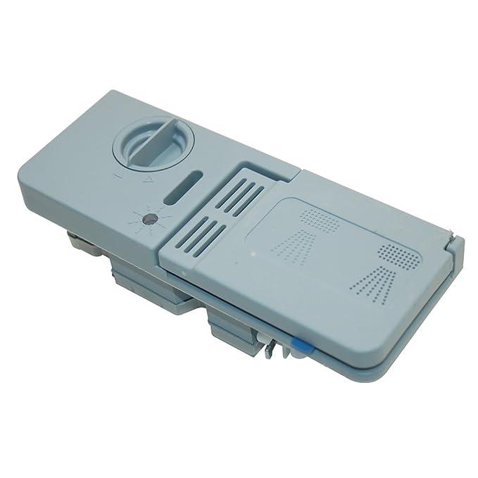 Genuine INDESIT D61 DI62 DV62 lavavajillas dispensador de repuesto ...