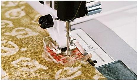 Husqvarna 7393033022785 - Prensatelas para Patchwork de 6mm con ...