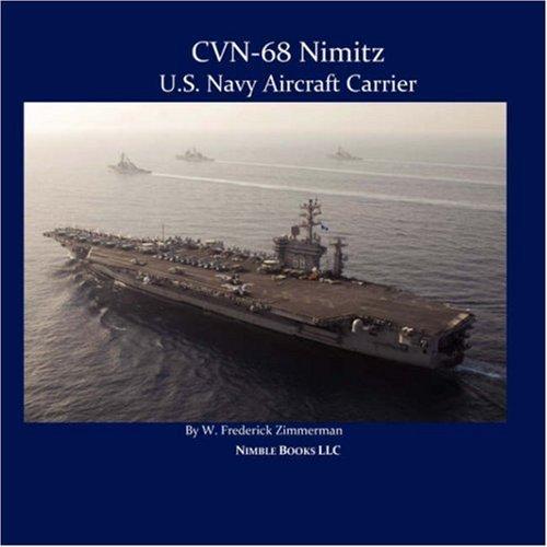 CVN-68 NIMITZ, U.S. Navy Aircraft Carrier by W. Frederick Zimmerman (2008-01-14) por W. Frederick Zimmerman