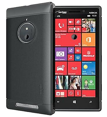 TUDIA Ultra Slim LITE TPU Bumper Protective Case for Nokia Lumia 830 by TUDIA