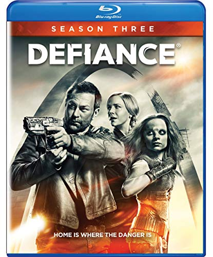 Defiance: Season Three [Blu-ray]