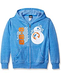Boys' Rogue One Bb-8 Fleece Zip Jacket