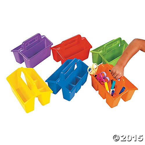 Classroom Storage Caddies Stationery Oriental