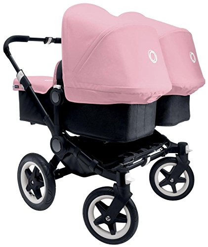 Bugaboo Donkey Complete Twin Stroller - 2015 - Soft Pink ...