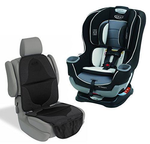 Graco Extend2Fit Convertible Car Seat with Seat Mat, Gotham