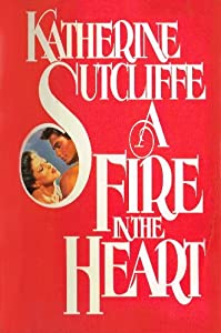 Hardcover A Fire in the Heart Book