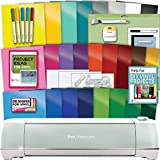Cricut Explore Air 2 Machine Bundle - Tools, Pens, Vinyl Pack, Designs & Project Inspiration