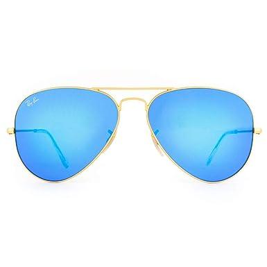 Óculos de Sol Ray Ban Aviador RB3025L 112 17-58  Amazon.com.br ... 59135e8502