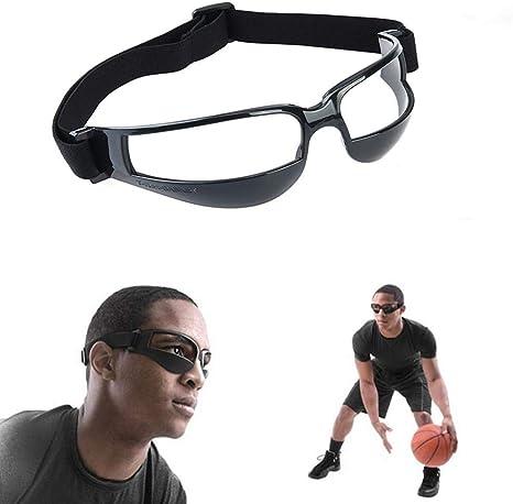 FancyU Gafas de Baloncesto para Entrenamiento de Control de Balón ...