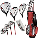 Ping Moxie G Complete Golf Sets, Right, 8-9 years