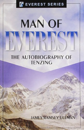 Man of Everest: The Autobiography of Tenzing