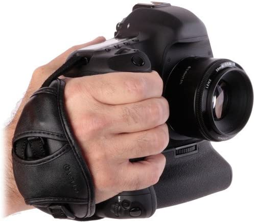 4 Pack Vello HGS-3 Hand Grip Strap for DSLR Cameras with Vertical Battery Grips