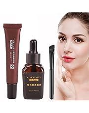 Vitiligo Concealer Repair Cream Professional Restore Vitiligo Scar Coverage Waterproof Natural Extract Formula