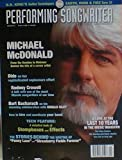 img - for Michael McDonald From the Doobies to Motown: Behind the Hits of a Career Artist / Dido on Her Sophisticated Sophomore Effort / Rodney Crowell Interview - (Performing Songwriter - Volume 11, Issue 75, January & February 2004) book / textbook / text book