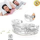Onestmi Adjustable Bruxism Night Mouthpiece Sleep Mouthguard Mouth Guard Aid