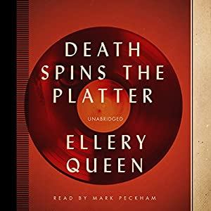 Death Spins the Platter Audiobook