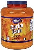 NOW Sports Carbo Gain Powder, 8-Pound