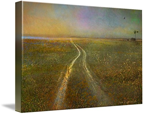 Imagekind Wall Art Print Entitled Prairie Dawn by R Christopher Vest | 10 x 7