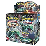 Best Pokemon Booster Boxes - Pokemon Celestial Storm Sun and Moon Booster Box Review