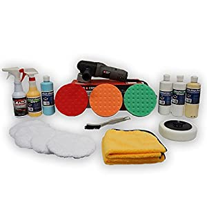 Detail King Porter Cable Polisher Swirl & Oxidation Remover Value Package