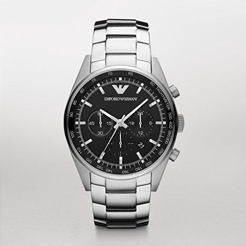 (Emporio Armani Sportivo Men's Stainless Steel Watch AR5980)