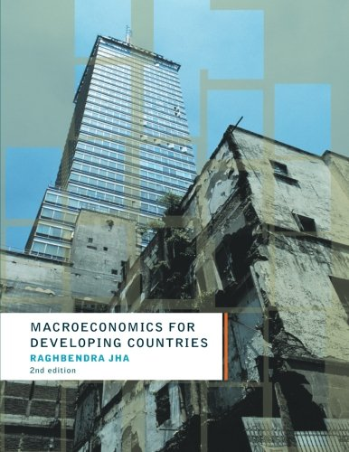 Macroeconomics for Developing Countries (Routledge Advanced Texts in Economics and Finance)