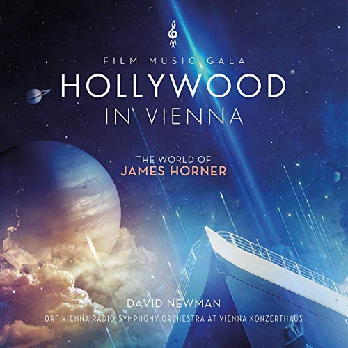 Hollywood in Vienna: The World of James Horner [Blu-ray] (Best Hi Fi In The World)