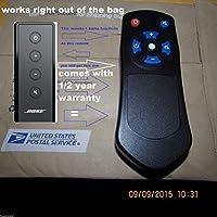 Remote control for Bose Cinemate Series II, IIGS & 1SR can run the Solo , Solo 10 & solo 15 also