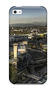 Best New Locations Los Angeles Tpu Skin Case Compatible With Iphone 5c