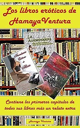 Los libros eróticos de Hamaya Ventura eBook: Ventura, Hamaya ...